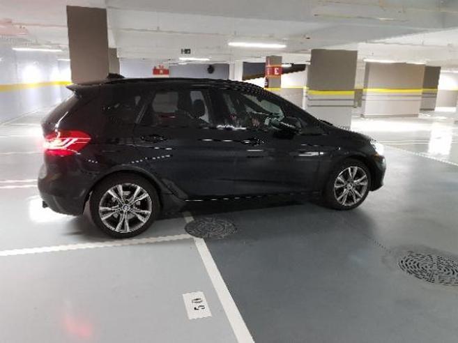 BMW 225i 2.0 CAT SPORT GP 16V TURBO GASOLINA 4P AUTOMÁTICO 2016/2016