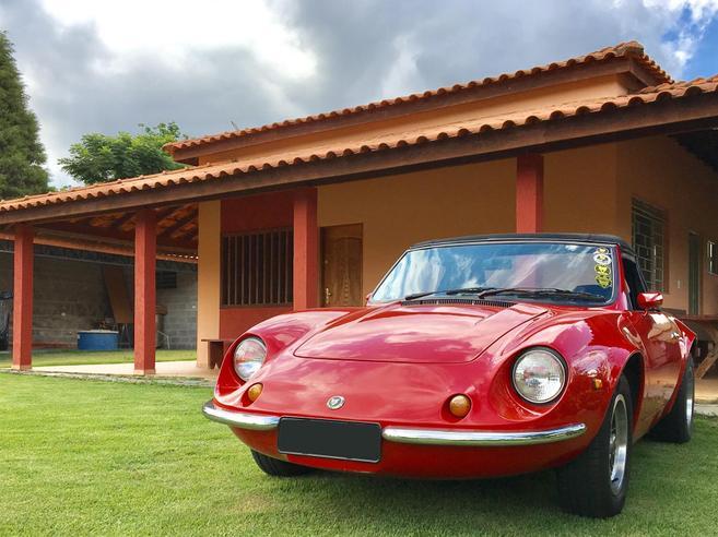 PUMA GTS 1.6 CONVERSÍVEL 8V GASOLINA 2P MANUAL 1980/1980