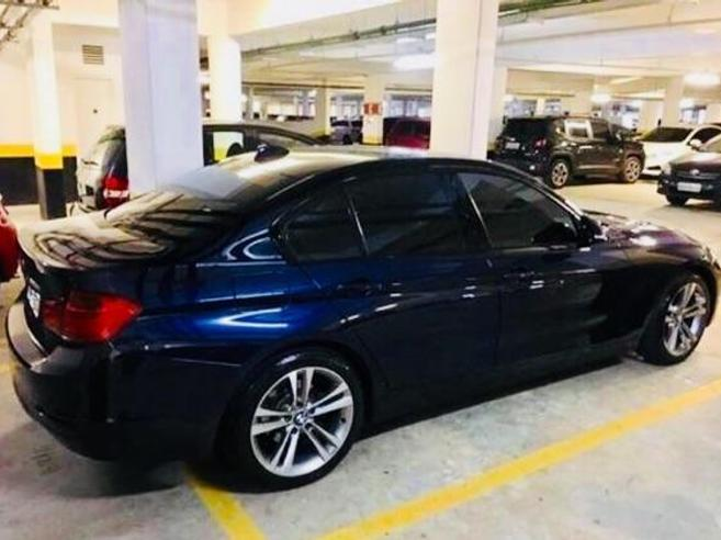 BMW 328i 2.0 SPORT GP 16V ACTIVEFLEX 4P AUTOMÁTICO 2013/2014