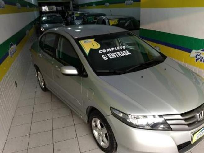 HONDA CITY 1.5 DX 16V FLEX 4P MANUAL 2011/2011