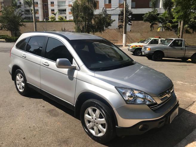 HONDA CRV 2.0 LX 4X2 16V GASOLINA 4P AUTOMÁTICO 2009/2009