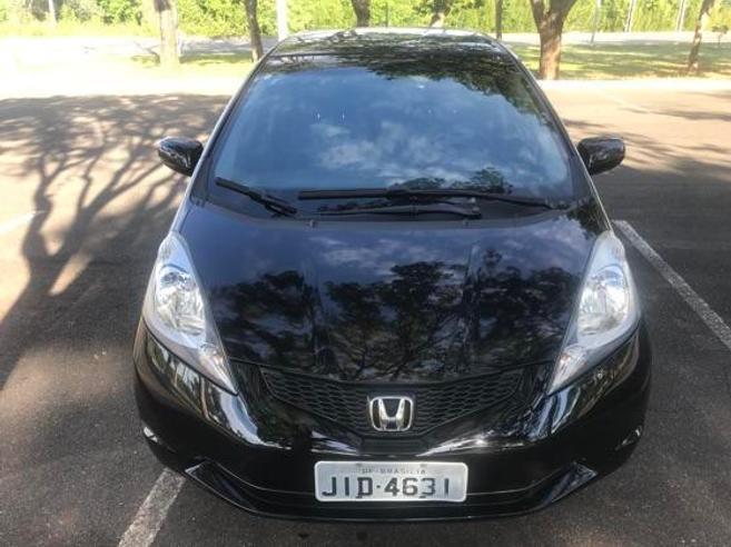 HONDA FIT 1.4 DX 16V FLEX 4P AUTOMÁTICO 2011/2011