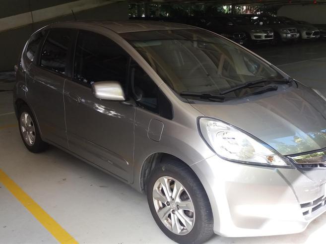 HONDA FIT 1.4 LX 16V FLEX 4P AUTOMÁTICO 2012/2013