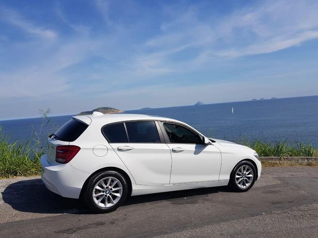 BMW 118i 1.6 SPORT GP 16V TURBO GASOLINA 4P AUTOMÁTICO 2013/2014