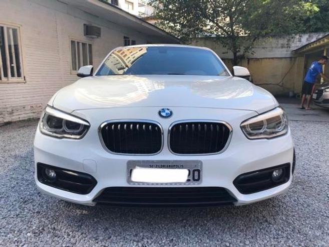 BMW 120i 2.0 16V SPORT GP ACTIVEFLEX 4P AUTOMÁTICO 2016/2016