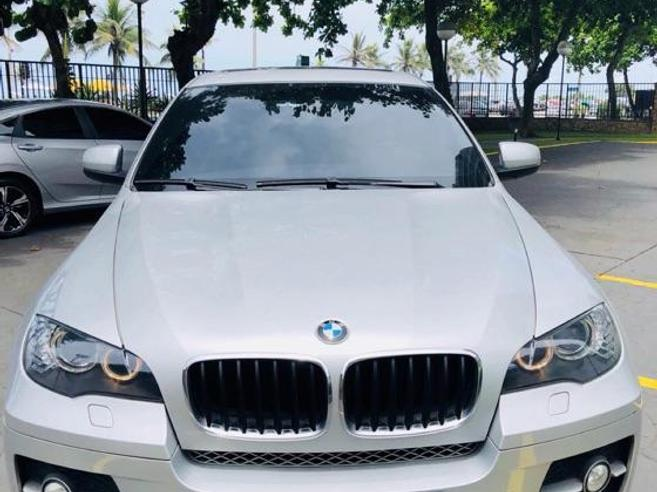 BMW X6 3.0 35I 4X4 COUPÉ 6 CILINDROS 24V GASOLINA 4P AUTOMÁTICO 2009/2010