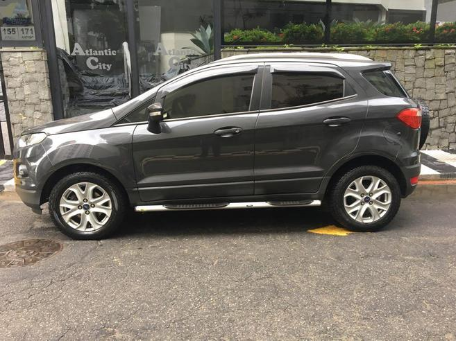 FORD ECOSPORT 2.0 TITANIUM 16V FLEX 4P POWERSHIFT 2013/2014