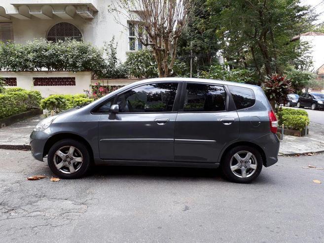 HONDA FIT 1.4 LXL 8V GASOLINA 4P AUTOMÁTICO 2008/2008