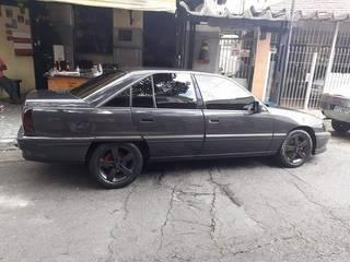 5e303d7f58d Chevrolet Omega Usados e Seminovos Cinza 4 portas em São Paulo ...