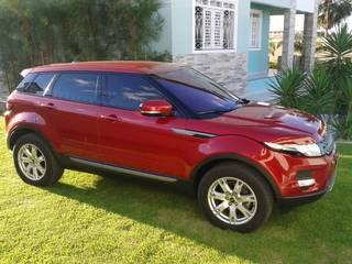 LAND ROVER RANGE ROVER EVO 2.0 PURE TECH 4WD 16V GASOLINA 4P AUTOMÁTICO.  2012 2012 Vermelho 0056e07ce9