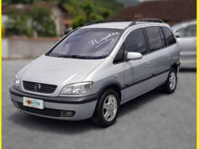 Chevrolet Zafira 20 Mpfi 16v Gasolina 4p Manual Webmotors 26388880