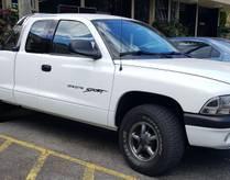 2001 dodge dakota v6 turbo