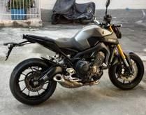 09 >> Motos Yamaha Mt 09 Em Rio De Janeiro Rj Webmotors