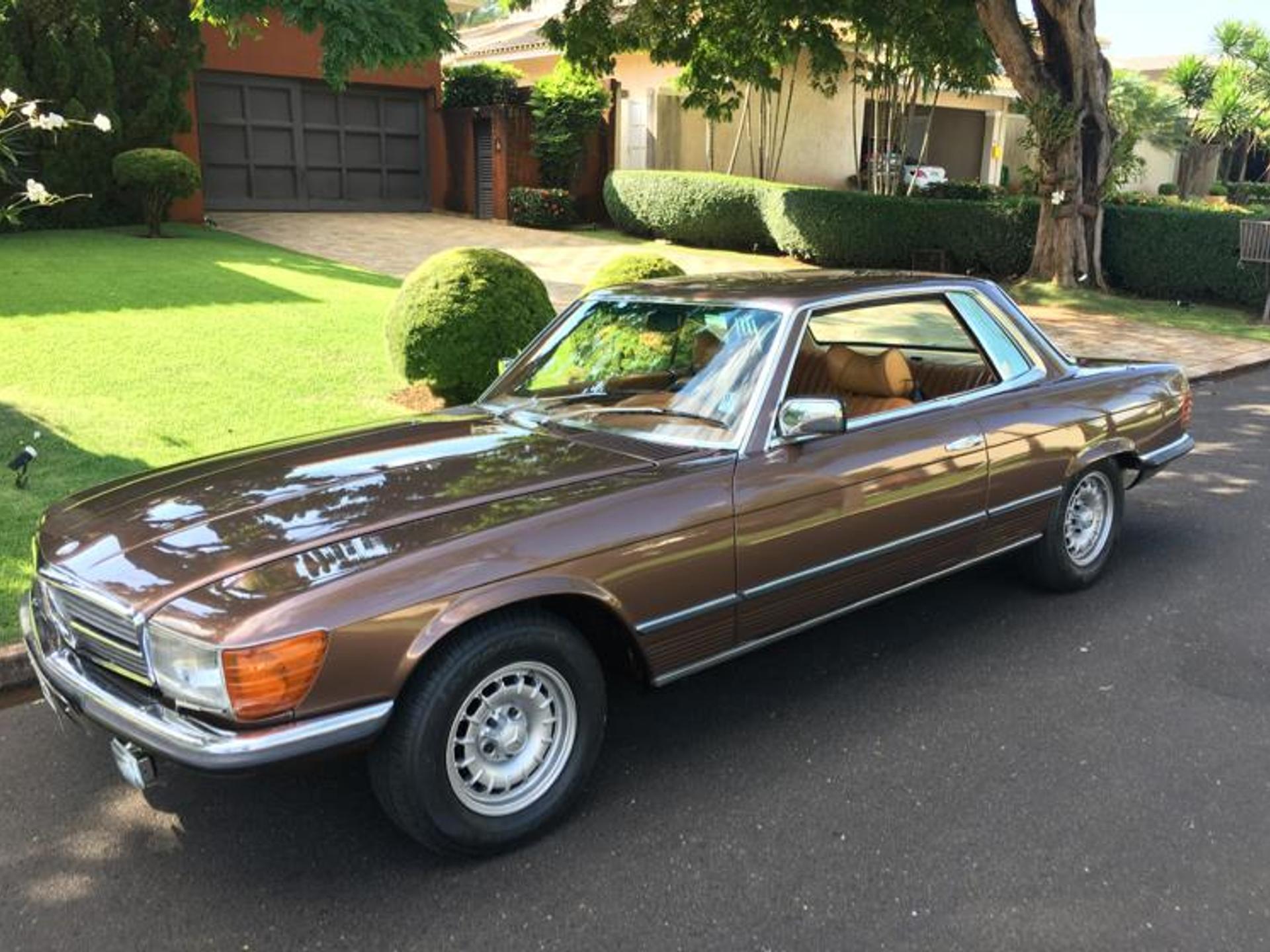 C107 SLC 280 1977 - R$ 100.000,00 Mercedesbenz-280-slc-2.8-i6-12v-gasolina-2p-automatico-wmimagem11104262553