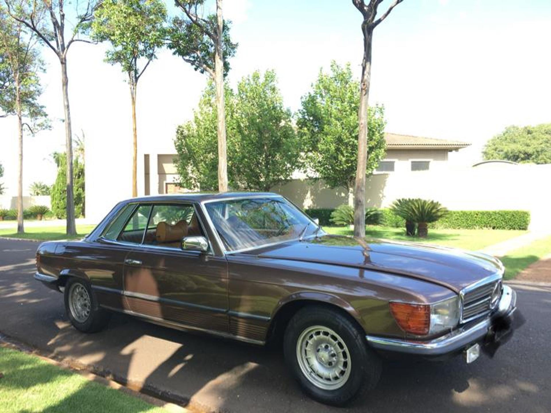 C107 SLC 280 1977 - R$ 100.000,00 Mercedesbenz-280-slc-2.8-i6-12v-gasolina-2p-automatico-wmimagem11105430543