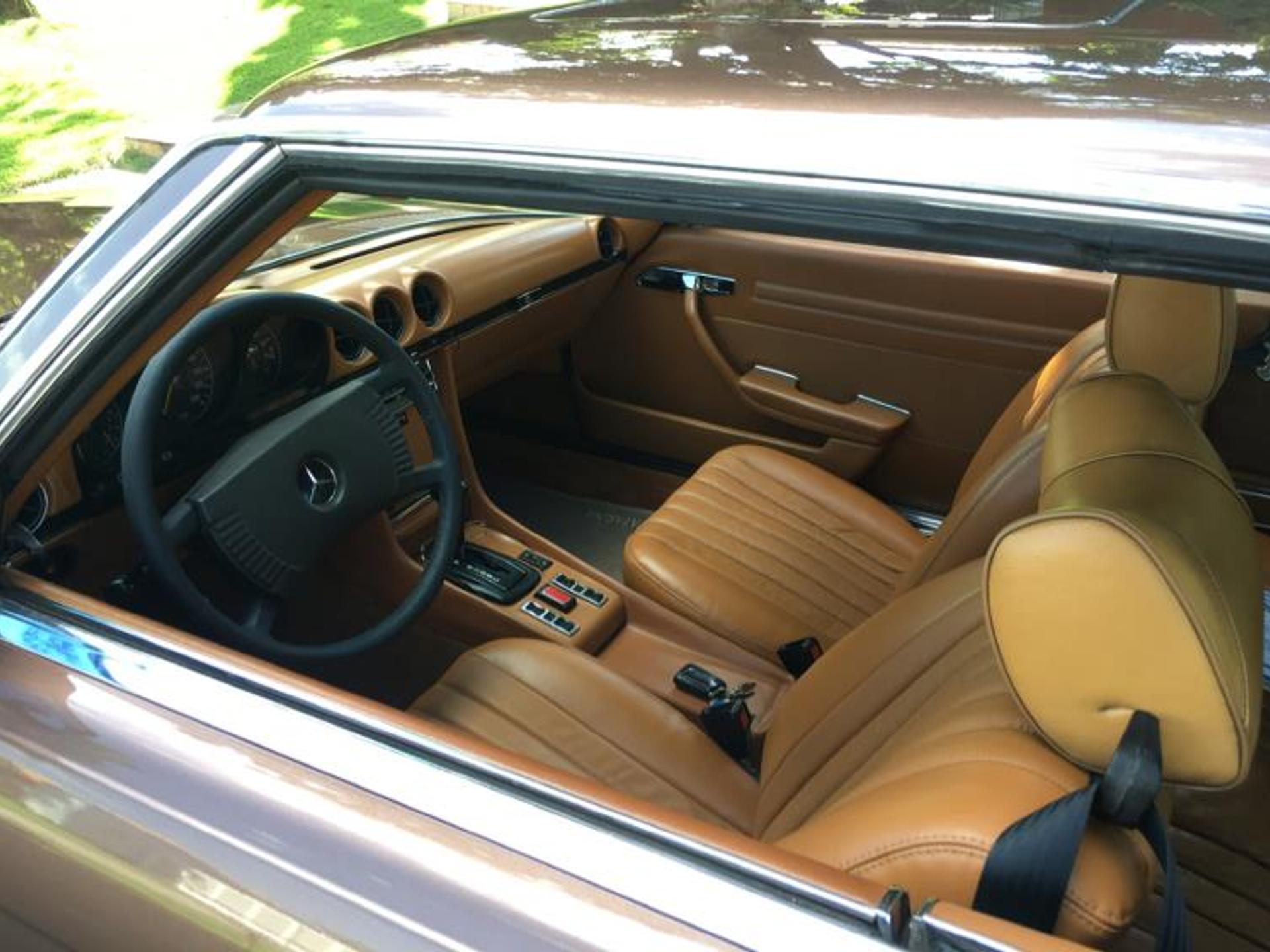 C107 SLC 280 1977 - R$ 100.000,00 Mercedesbenz-280-slc-2.8-i6-12v-gasolina-2p-automatico-wmimagem11113477396