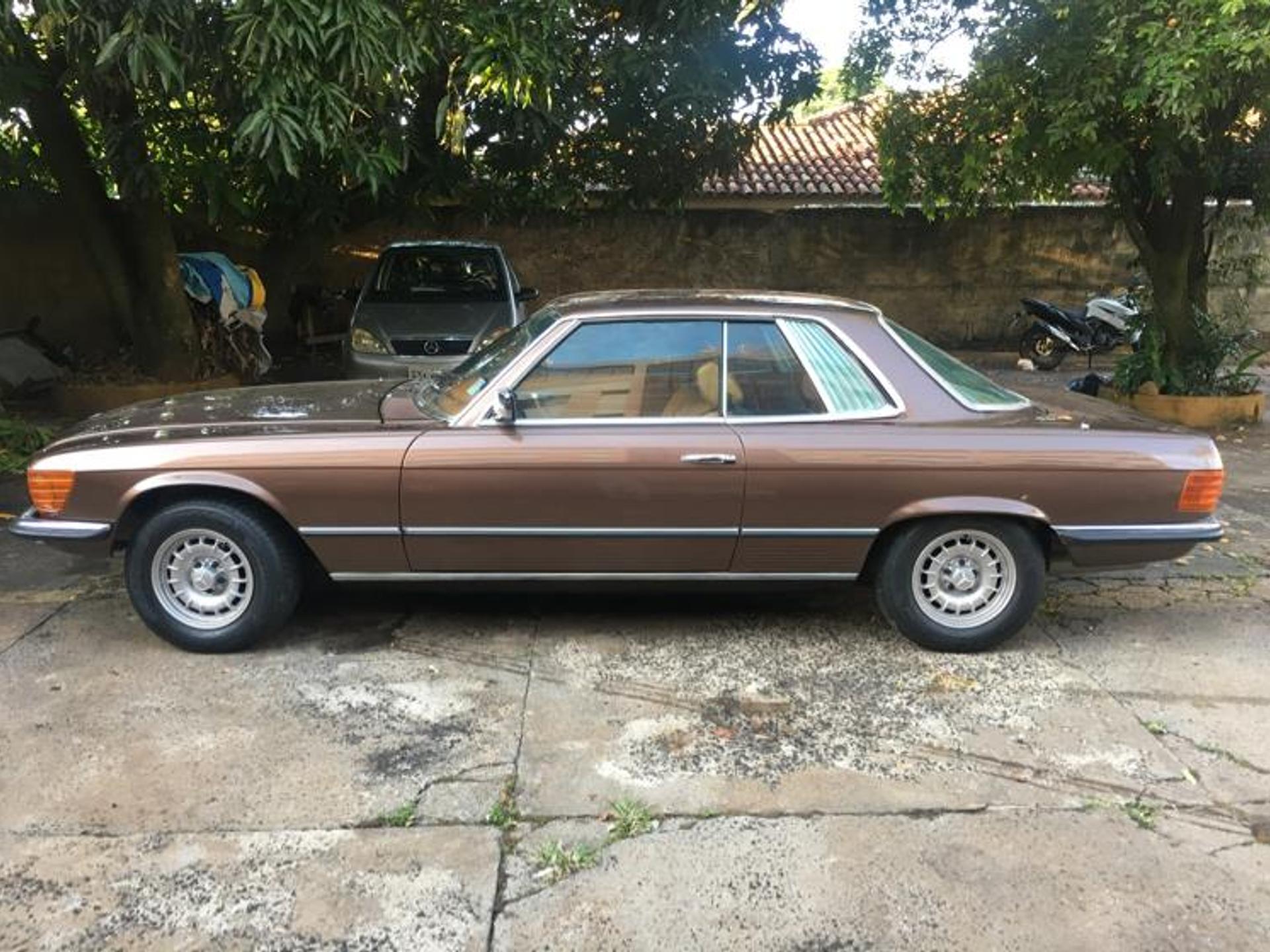 C107 SLC 280 1977 - R$ 100.000,00 Mercedesbenz-280-slc-2.8-i6-12v-gasolina-2p-automatico-wmimagem11130521995