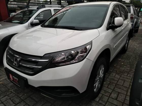 HONDA CRV 2.0 LX 4X2 16V GASOLINA 4P MANUAL