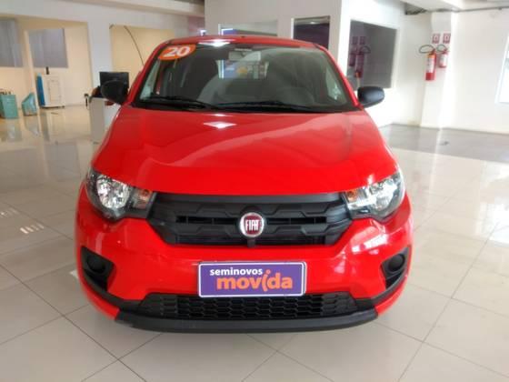 Fiat Mobi 1 0 Evo Flex Like  Manual - Webmotors